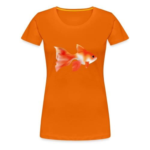 Team Guppies - Premium-T-shirt dam