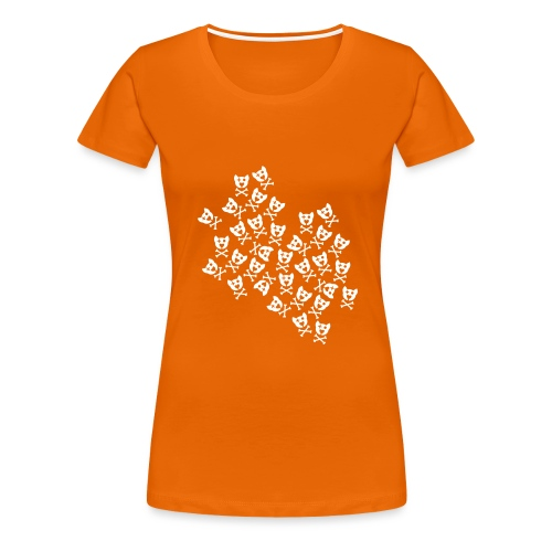 multi dead - T-shirt Premium Femme