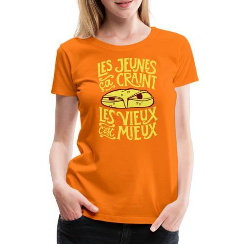 les jeunes ça craint - T-shirt Premium Femme