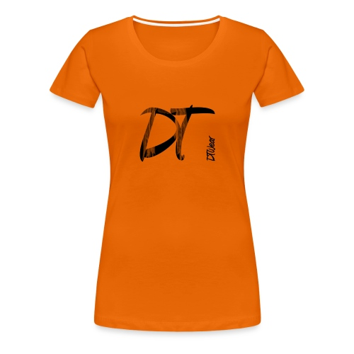 DTWear Limited Small Logo - Vrouwen Premium T-shirt