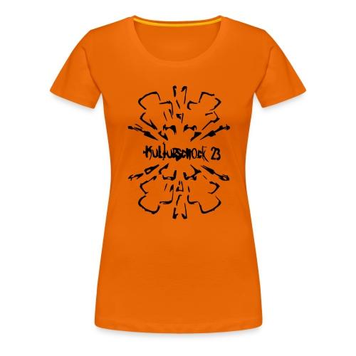Kt tribe 23 - Frauen Premium T-Shirt