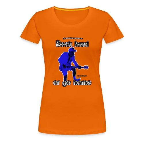 Lindbergan - Premium-T-shirt dam