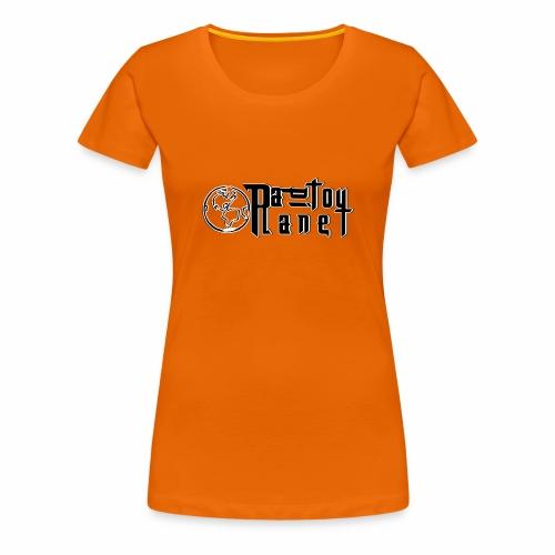 Papitou planet - CADEAU PAPA T-SHIRT HOMME - T-shirt Premium Femme