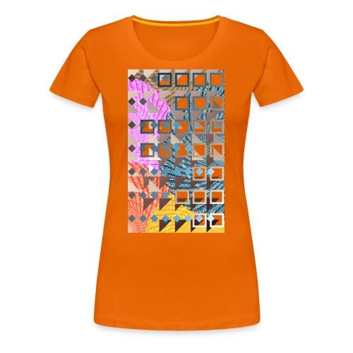 Racionalismo emocional - Camiseta premium mujer
