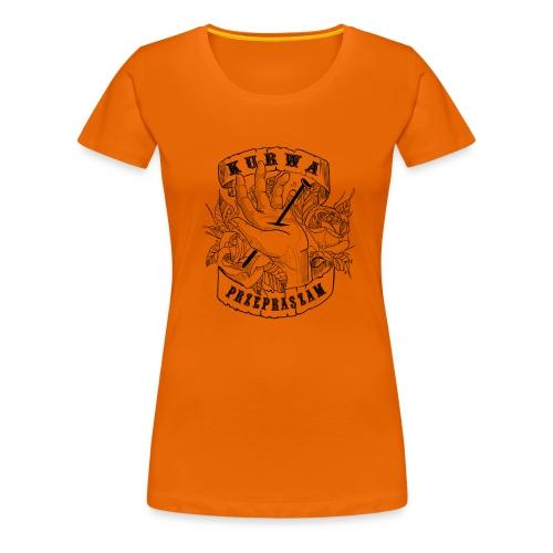 I'm sorry - Women's Premium T-Shirt