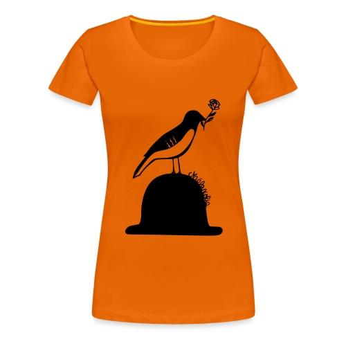 Mélancolie par petitecaillou - T-shirt Premium Femme