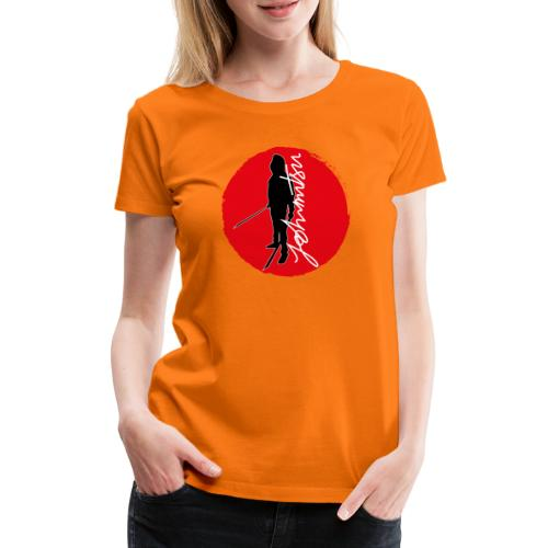JOSHIMITSU - 01 - T-shirt Premium Femme