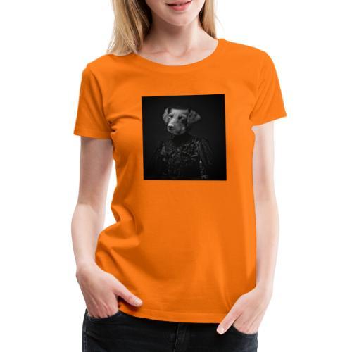 Lady Dog - Frauen Premium T-Shirt