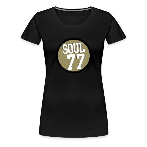 muzoo soul 77 - Women's Premium T-Shirt
