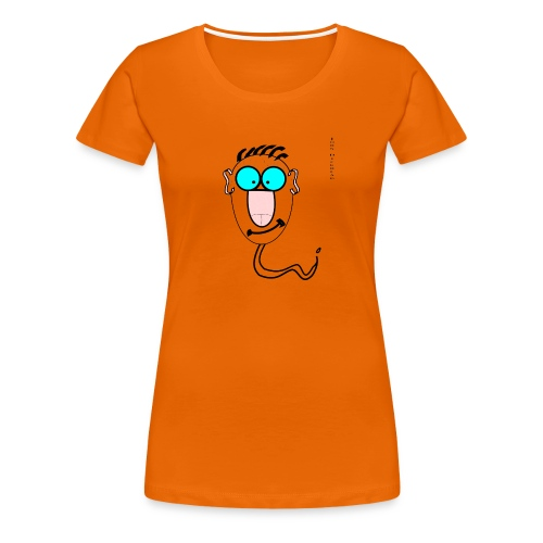 The_Sperms - John_Dickhead - Women's Premium T-Shirt