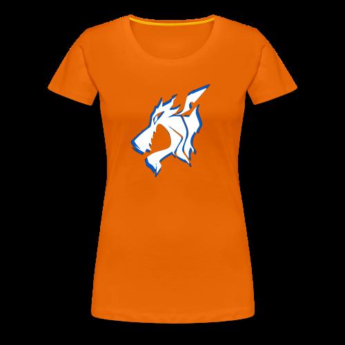 Dustox Gaming sweater Logo groot - Women's Premium T-Shirt