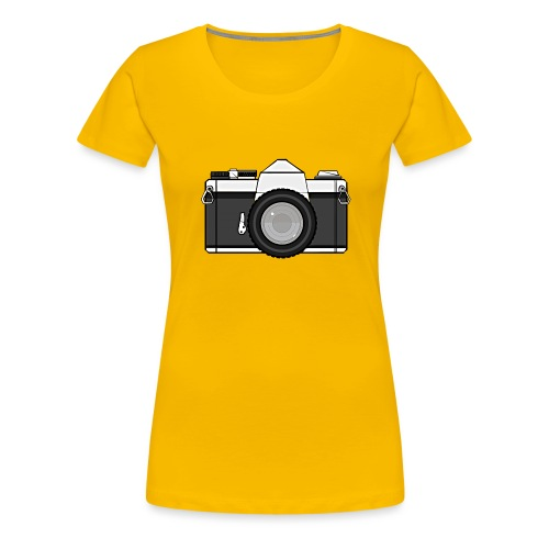 Shot Your Photo - Maglietta Premium da donna