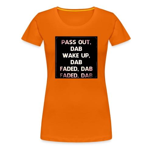 DAB - Vrouwen Premium T-shirt