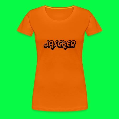 Jasckermerch1 - Women's Premium T-Shirt