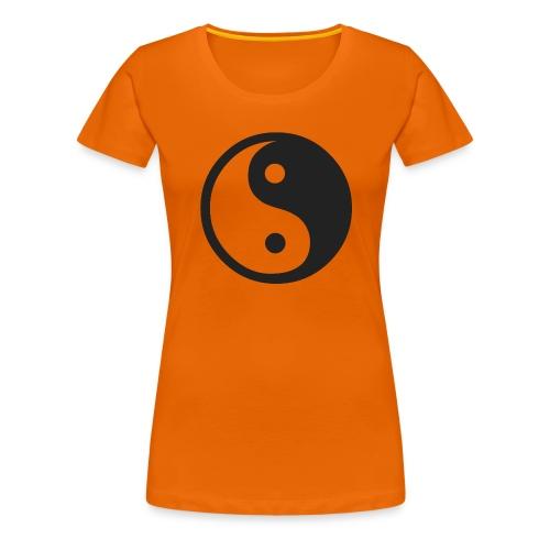YIN YANG CLOTHES - Women's Premium T-Shirt