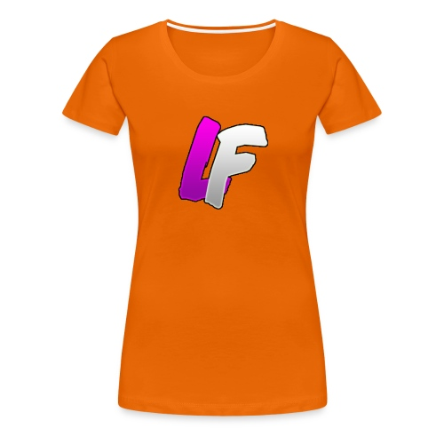 youtube logo - T-shirt Premium Femme