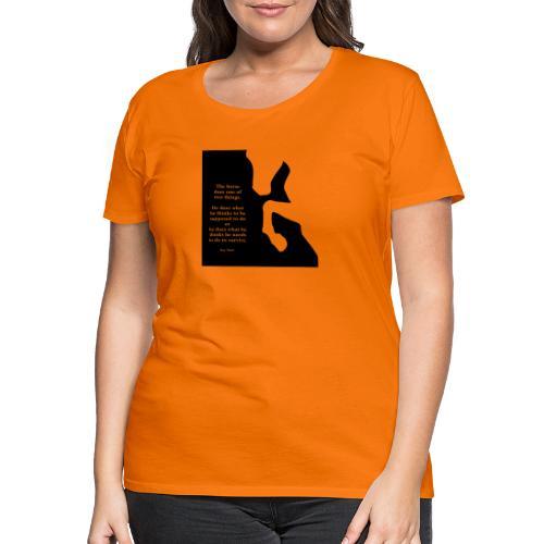 Ray Hunt - Frauen Premium T-Shirt