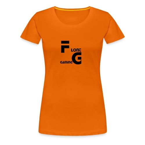 Flont Gaming merchandise - Vrouwen Premium T-shirt