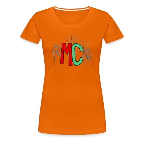 Logo vuoto iMorracinese - Maglietta Premium da donna