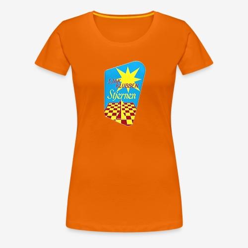 Stjernen logo liksom ikke bruk - Premium T-skjorte for kvinner