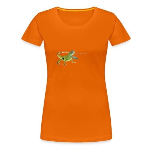 Lizard T-shirt - Women's Premium T-Shirt