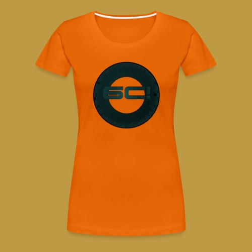 !NEW! 6c Logo 2.0. - Frauen Premium T-Shirt