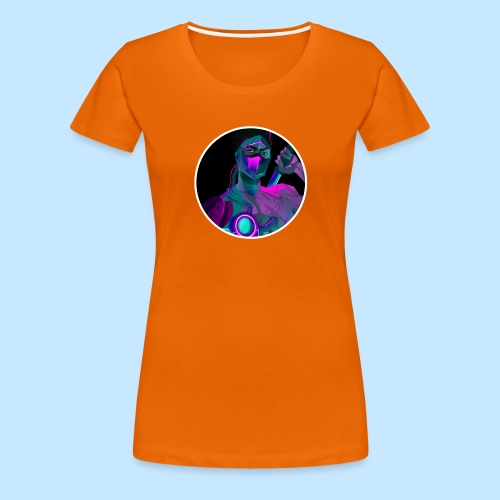 Neon Genji - Women's Premium T-Shirt