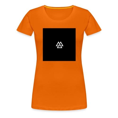 Bustedmindslogo - Women's Premium T-Shirt