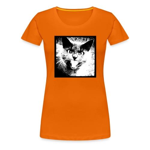 wild cat - Women's Premium T-Shirt