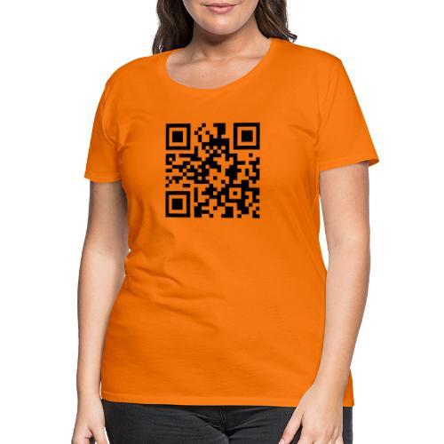 nurdspaceqrcode - Women's Premium T-Shirt