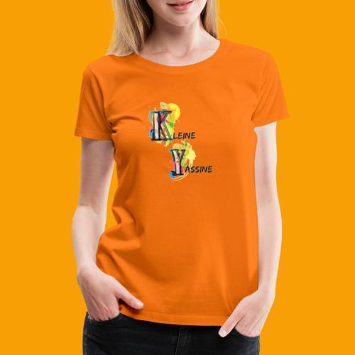 Kleine Yassine Special - Vrouwen Premium T-shirt