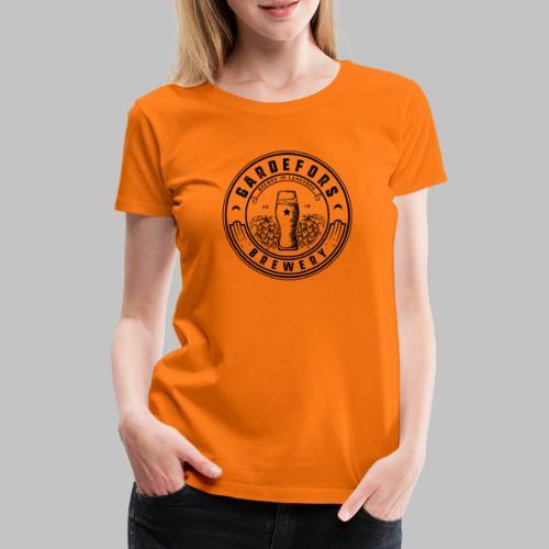 Gardefors Brewery - Premium-T-shirt dam