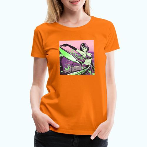 Dream drawing - Women's Premium T-Shirt