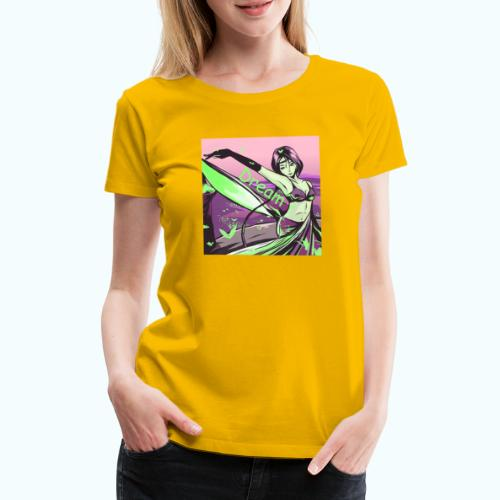 Dream drawing - Women's Premium T-Shirt