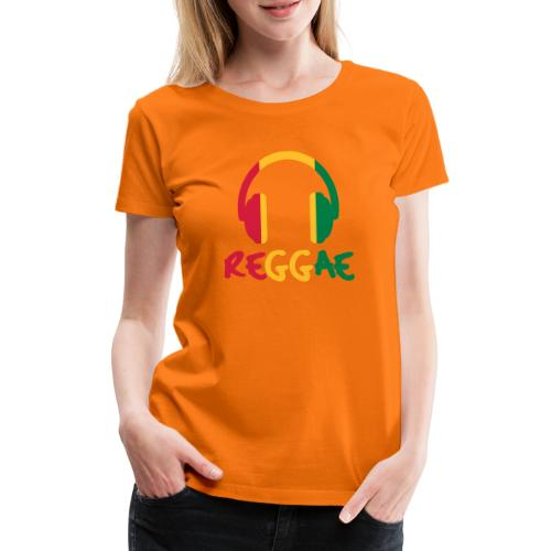 Reggae - Frauen Premium T-Shirt