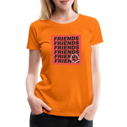 TYPOGRAPHY 16 - Women's Premium T-Shirt