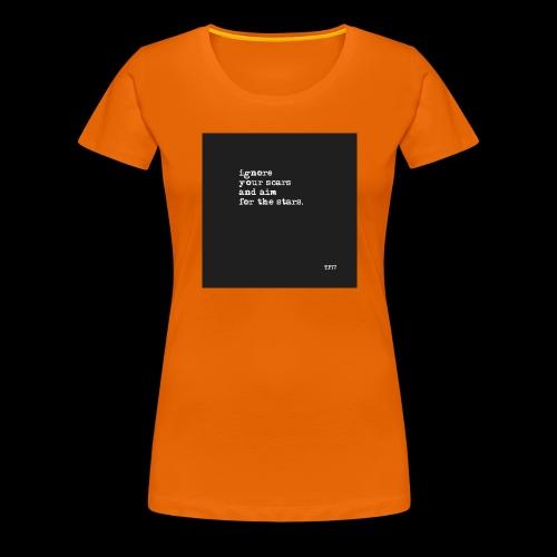 scars - Women's Premium T-Shirt