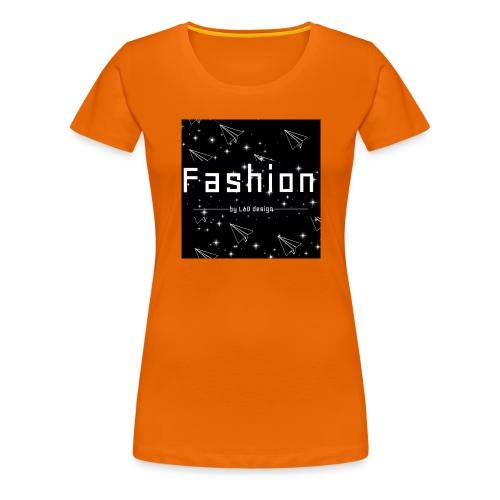 fashion - Vrouwen Premium T-shirt