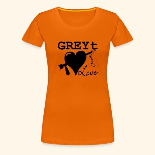 loveG - Women's Premium T-Shirt