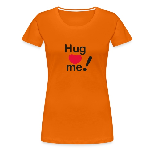 Abbracciccio-07 - Maglietta Premium da donna