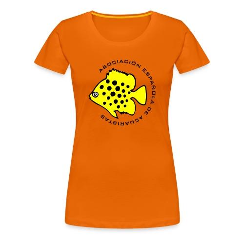 LOGO AEA - Camiseta premium mujer