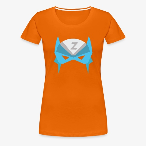 MASK 3 SUPER HERO - T-shirt Premium Femme