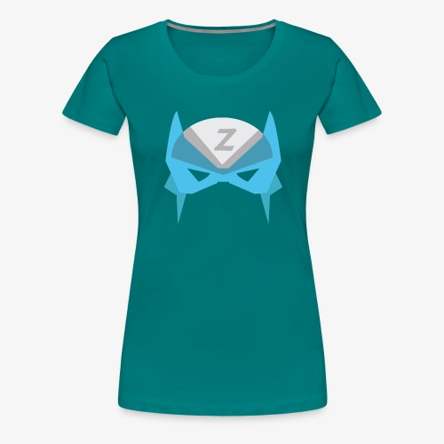MASK 3 SUPER HERO - T-shirt Premium Femme