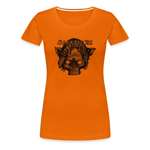 Summoned Tide Normal style - Women's Premium T-Shirt