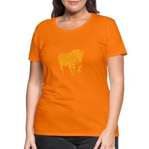 Nature of Crime - Frauen Premium T-Shirt