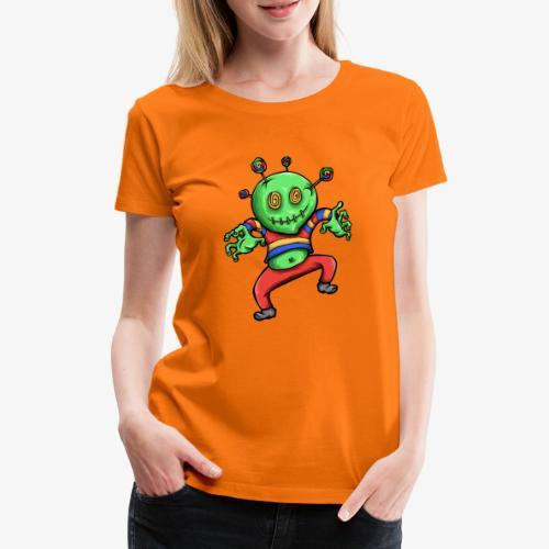 Candy Boy - T-shirt Premium Femme