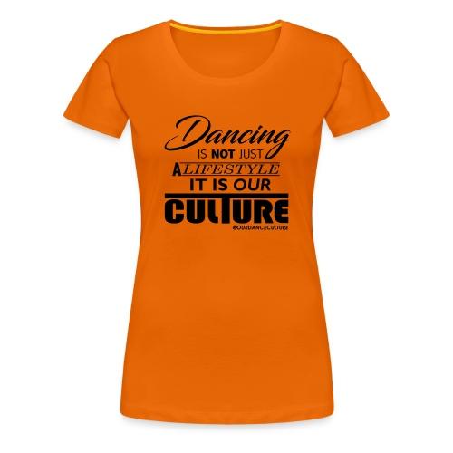 Urban Long shirt - Women's Premium T-Shirt