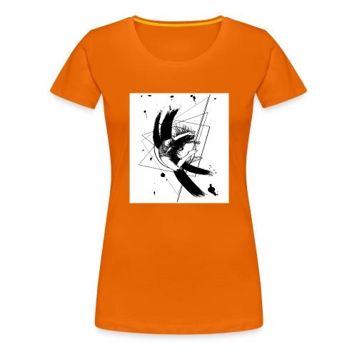 dancerTest - Frauen Premium T-Shirt