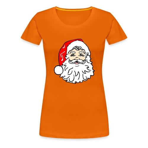 Isle of Xmas Big Poppa - Women's Premium T-Shirt
