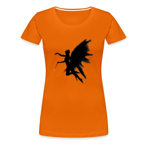 Fairy design angel with angelwings - Vrouwen Premium T-shirt
